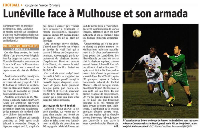 [CDF] FC Mulhouse / FC Lunéville 22550010