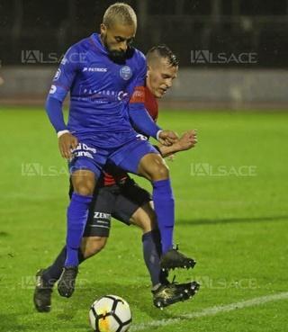 [CDF] FC Mulhouse / FC Lunéville Auteur10
