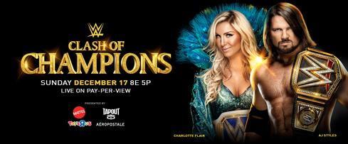 Clash Of Champions Prediction League Results Wwe_cl11