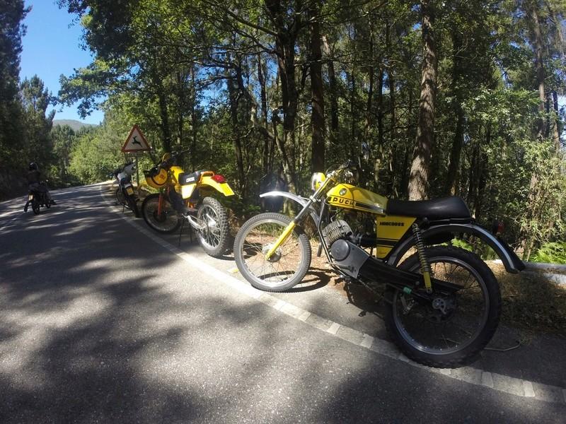 V Volta a Galicia en Ciclomotores Clásicos Gopr0410