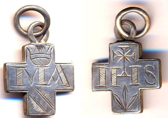 Médaille trouvée par Mo05 - 05 - Htes-Alpes - Guillestrois Scann117