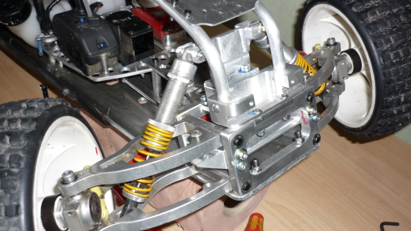 presentation de ma fg baja avec chassis perso P1000116