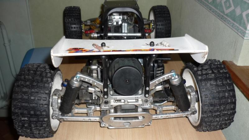 presentation de ma fg baja avec chassis perso P1000118