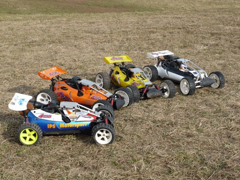 IPS Motorsport- BAJA 4wd - Page 4 P1000218