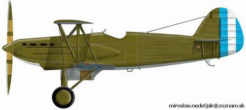 Avia B.534 B_534_11