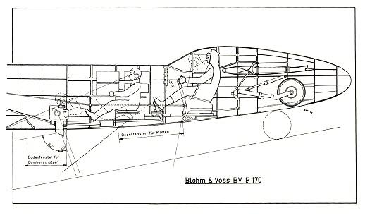 Blohm und Voss BV P 170 Bv_p_110