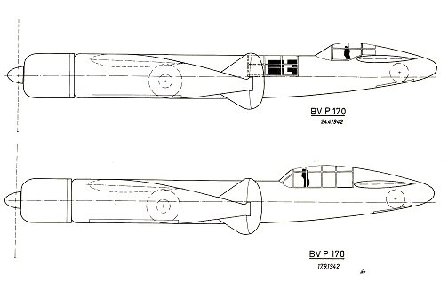 Blohm und Voss BV P 170 Bv_p_111