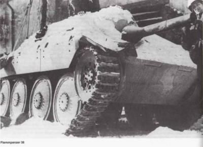 SdKfz 138/2 Hetzer - Page 2 Flammp11