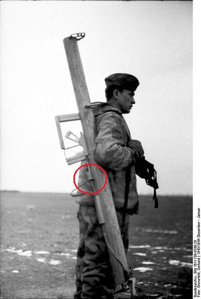 Systéme de lancement du Katioucha Panzer10