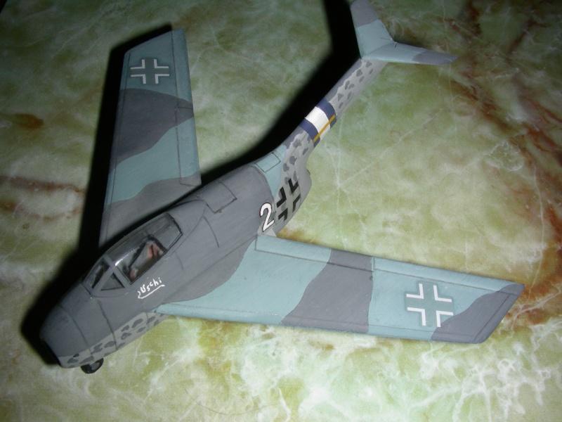 Fw Ta 183  ,II JG300 ,Löbnitz 1946 ... Ta_18313