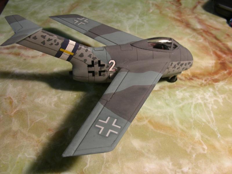 Fw Ta 183  ,II JG300 ,Löbnitz 1946 ... Ta_18317