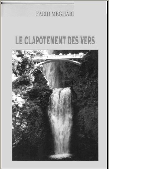 Meghari Farid edite son 2eme recueil de poesie Meghar10