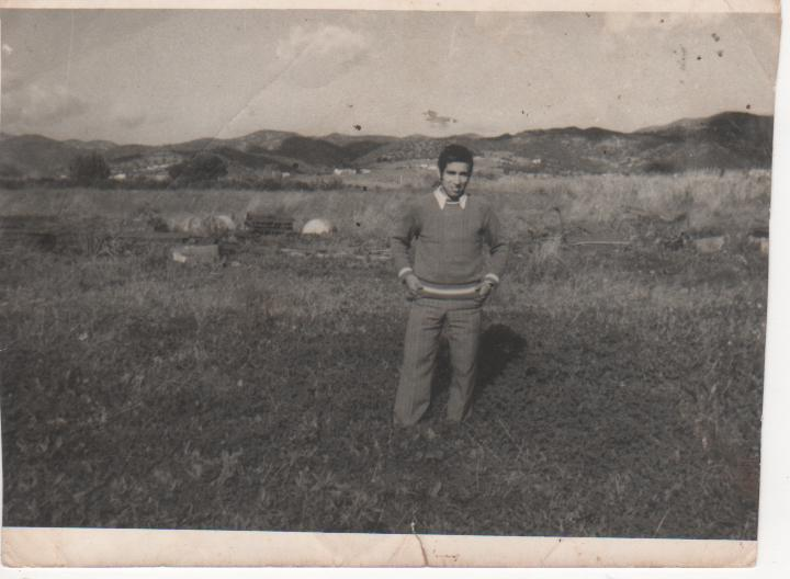 Feu Zaidi Smail (Ex-joueur CRBAokas) Photo_12