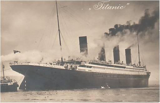 LE TITANIC Image411