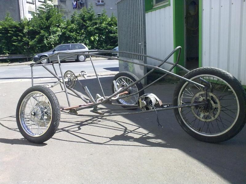 Vélomobile électrique ''heavy metal'' 18062010