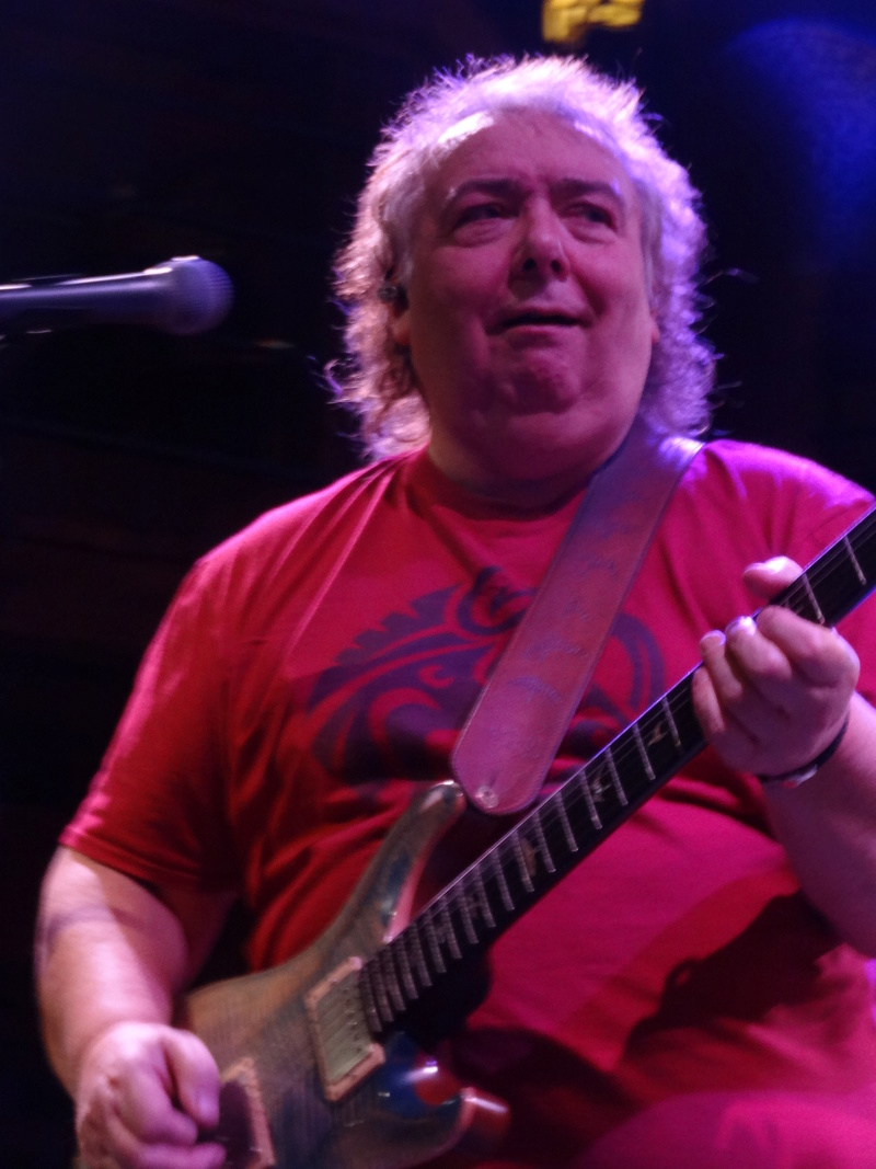 Bernie Marsden : Disney Village, Billy Bob's, 23/2/18 Dsc02015