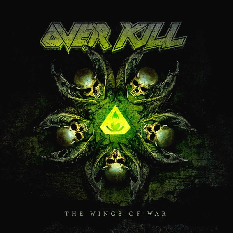 """New Overkill """"The Wings of War"""" out Feb. 2019 Okill10"""
