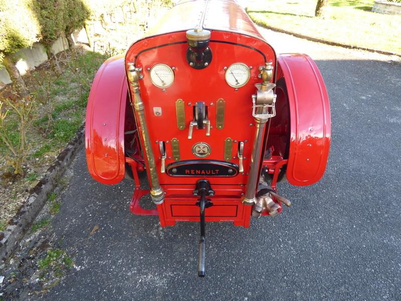 RENAULT - La Motopompe d'incendie Renault  P1010630