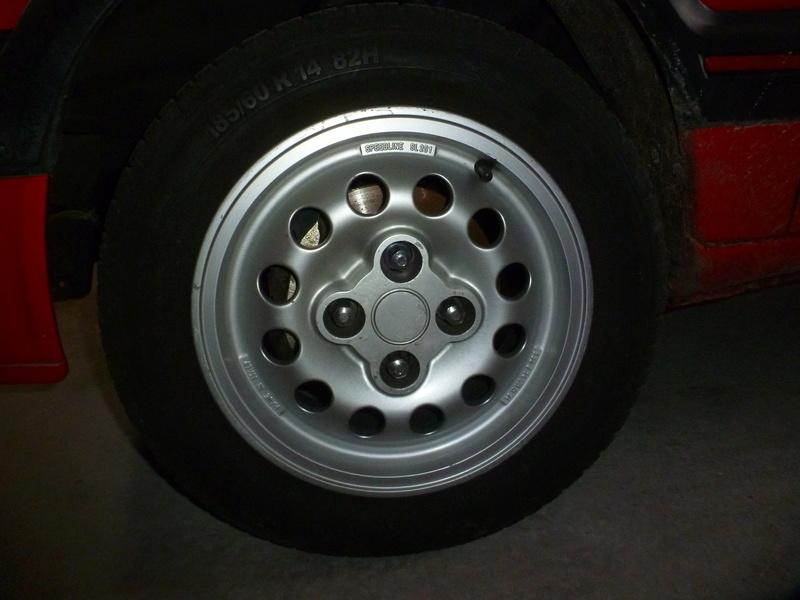 vds dep 38;   4 roues 1.6 en bon etat, pneus TBE  (VENDU) Jantes15