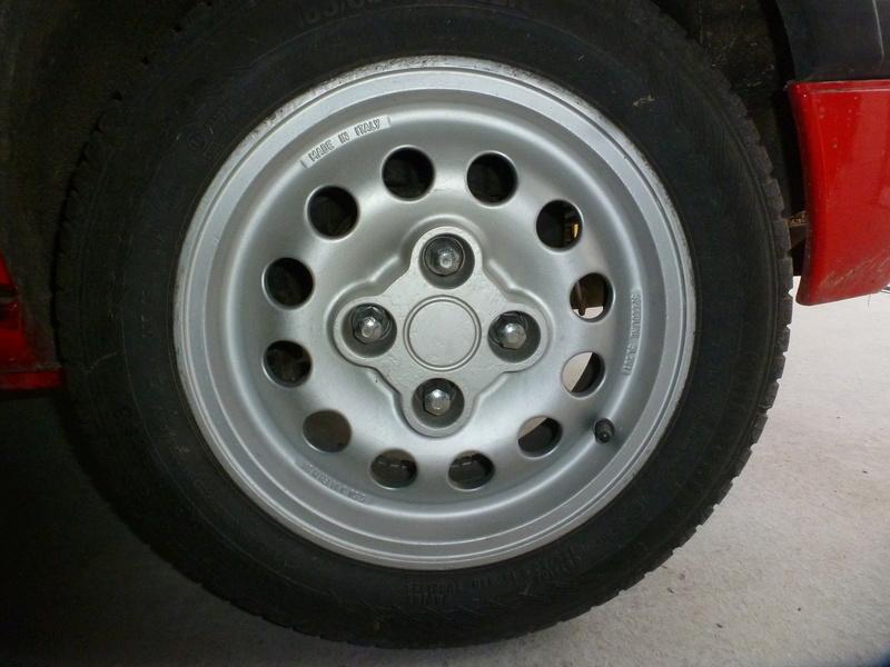 vds dep 38;   4 roues 1.6 en bon etat, pneus TBE  (VENDU) Jantes16