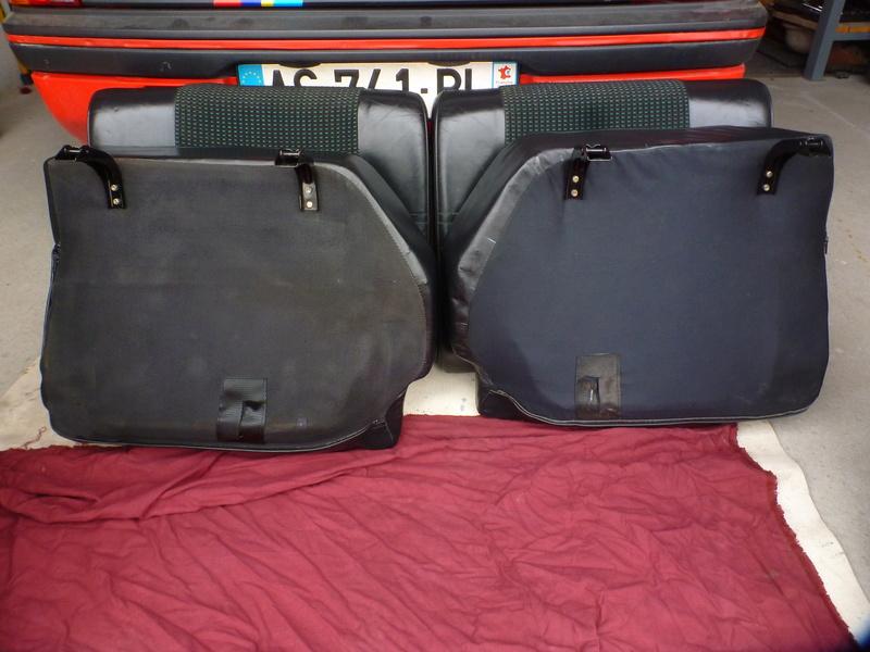 dep 38; Interieur 205 GTI quartet vert semi cuir (VENDU) Quarte12