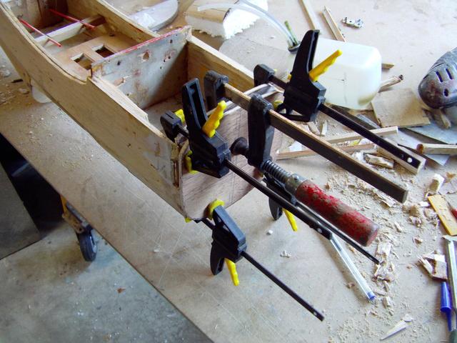 Comment à partir d'une épave fabriquer un petit avion ? Imag0013