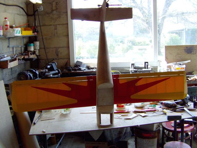 Comment à partir d'une épave fabriquer un petit avion ? Imag0021