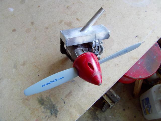 Comment à partir d'une épave fabriquer un petit avion ? Imag0023