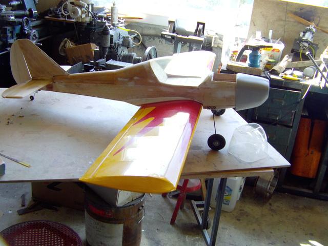 Comment à partir d'une épave fabriquer un petit avion ? Imag0026
