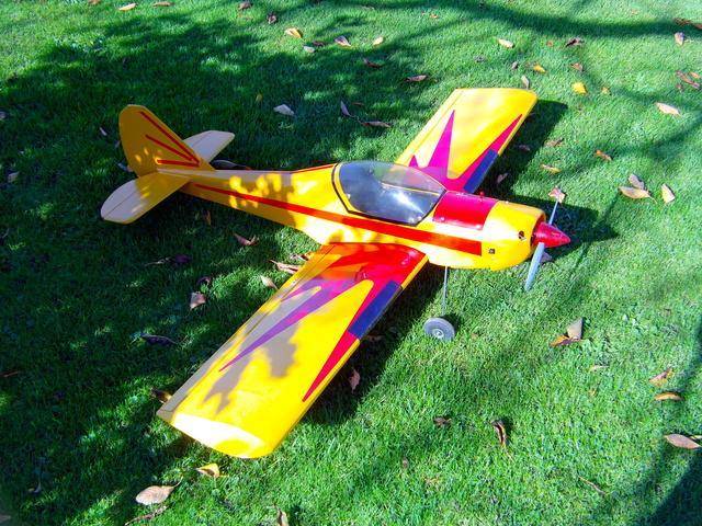 Comment à partir d'une épave fabriquer un petit avion ? Imag0040