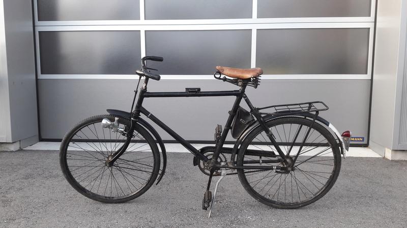 Les vélos militaires suisses 20170910