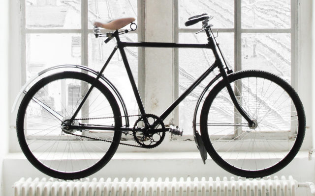 Les vélos militaires suisses Design10