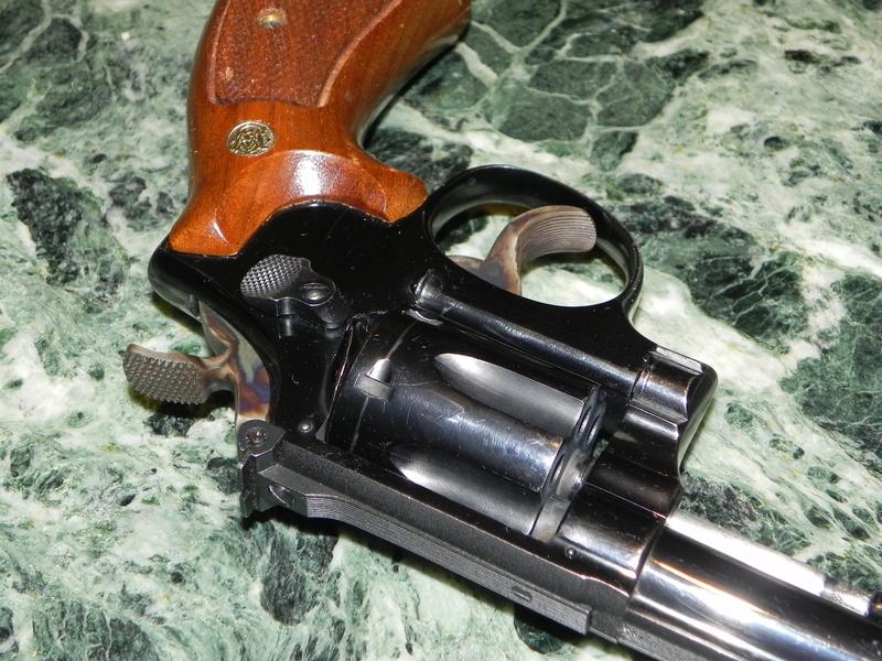 """Revolver S&W 17-3 """"TTT"""" Dscn7415"""