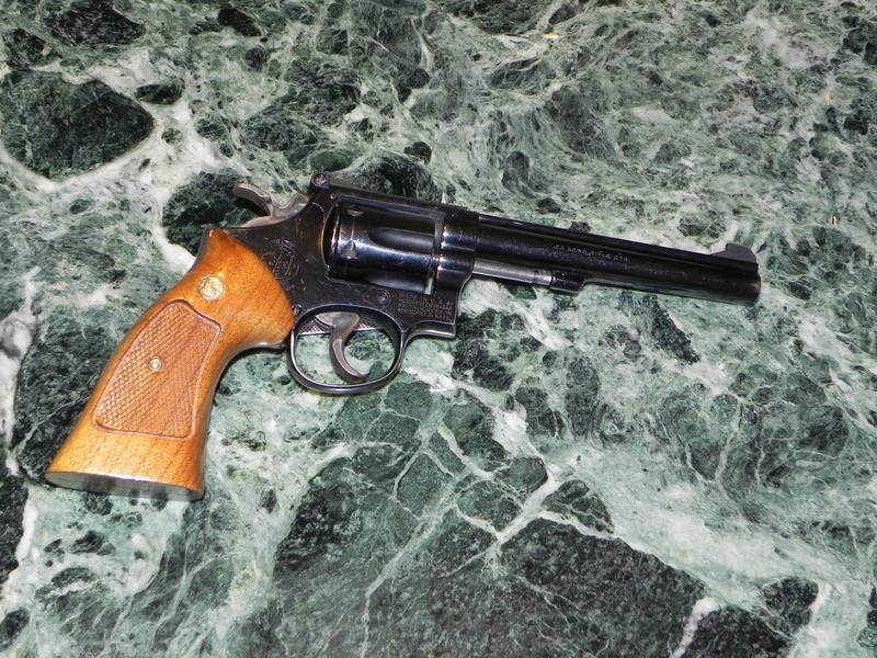 """Revolver S&W 17-3 """"TTT"""" Dscn7416"""