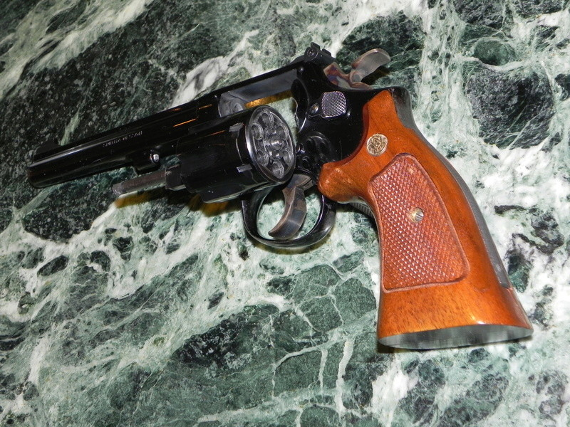 """Revolver S&W 17-3 """"TTT"""" Dscn7417"""