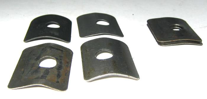Embase métallique Mq31 Schaft10