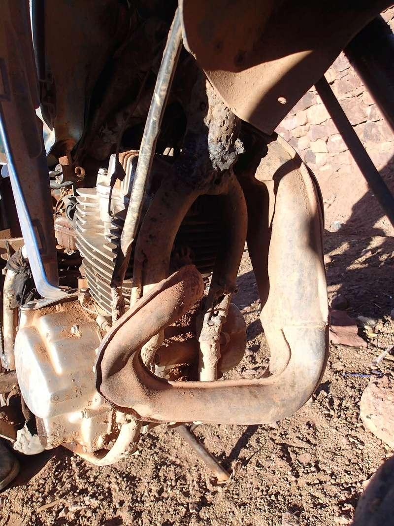 Maroc - Raid dans le Saghro Moto210