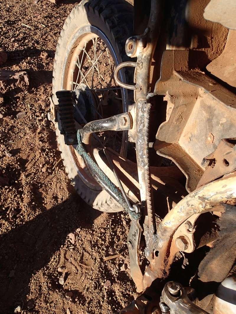 Maroc - Raid dans le Saghro Moto310