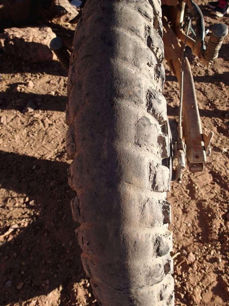Maroc - Raid dans le Saghro Moto510