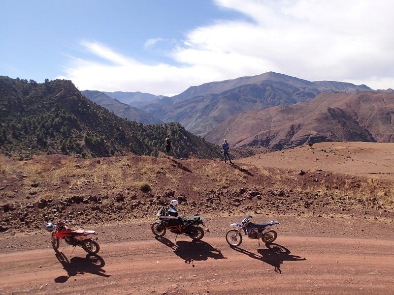 Maroc - Raid dans le Saghro Pa290110