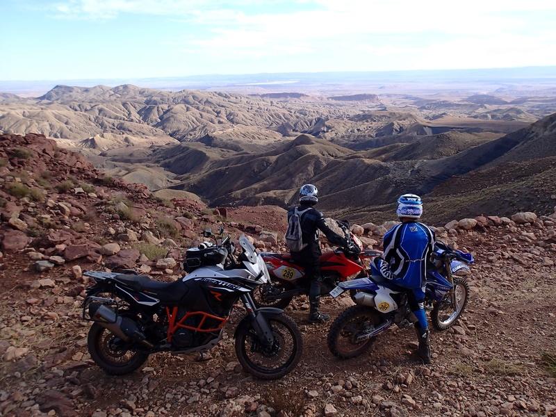 Maroc - Raid dans le Saghro Pa290111