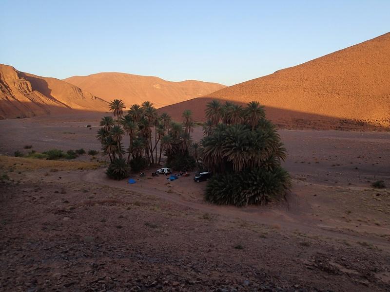 Maroc - Raid dans le Saghro Pb020410