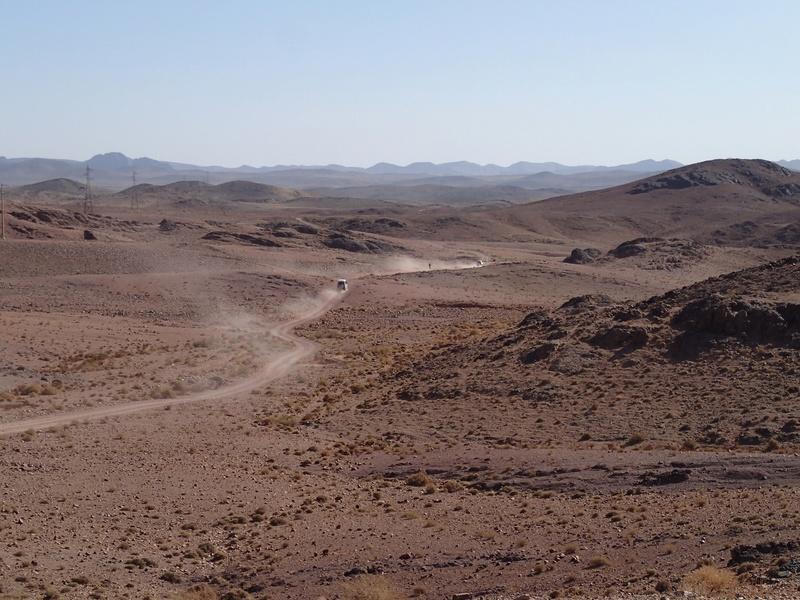 Maroc - Raid dans le Saghro Pb020411