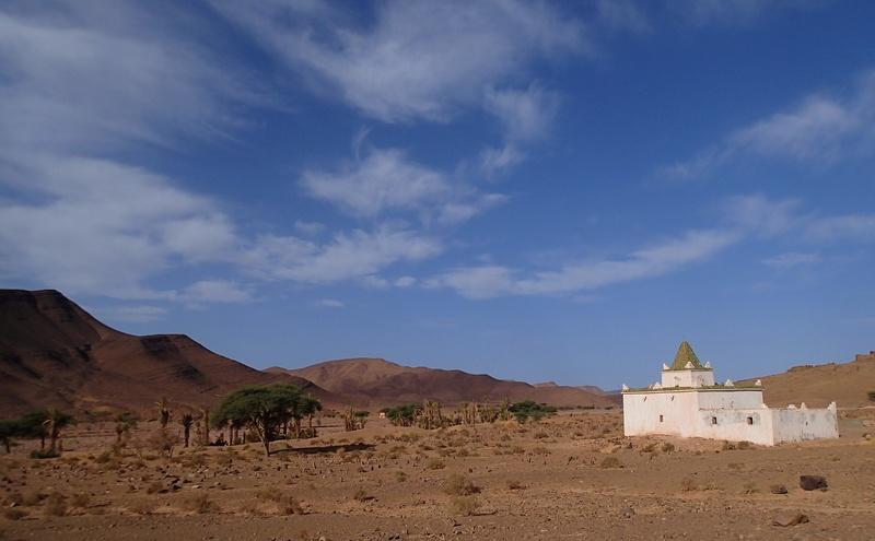 Maroc - Raid dans le Saghro Pb030411