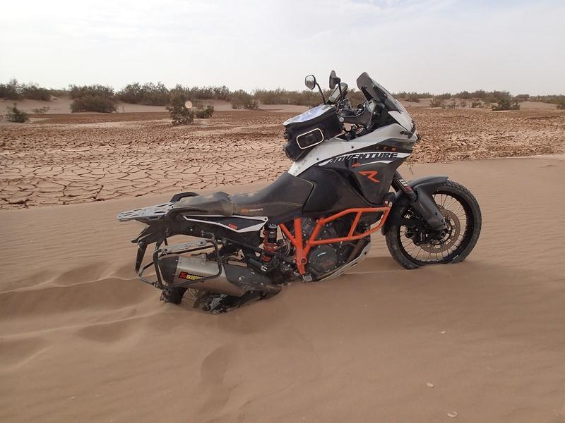 Maroc - Raid dans le Saghro Pb040411