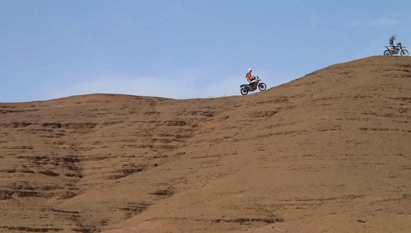 Maroc - Raid dans le Saghro Vlcsna11
