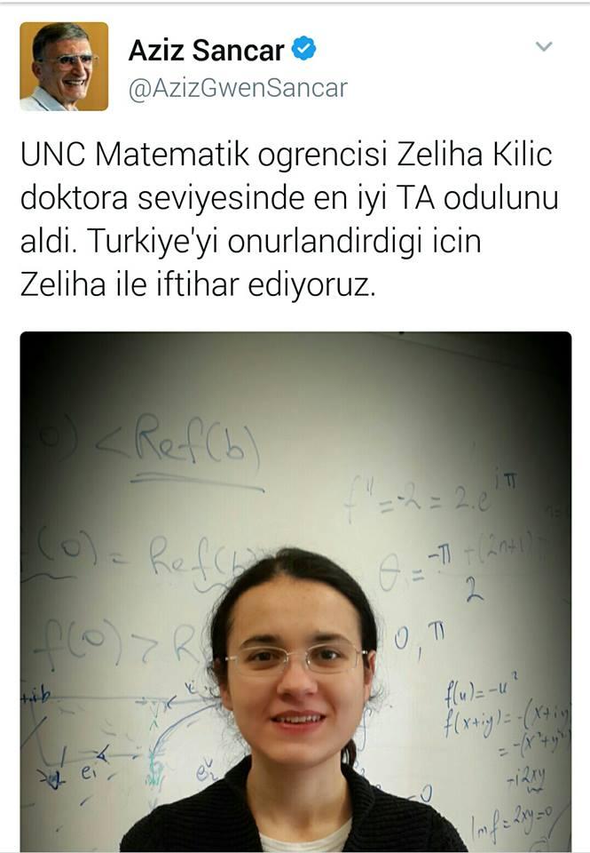 ZELİHA KILIÇ 15542110
