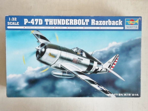 P47-D razorback 1/32 TRUMPETER  22776d10