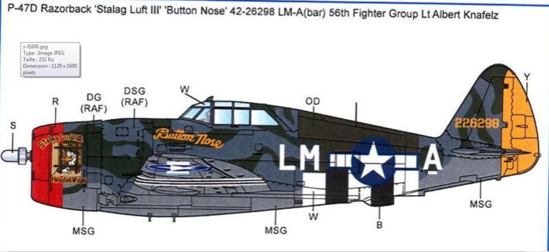 P47-D razorback 1/32 TRUMPETER  Captur10