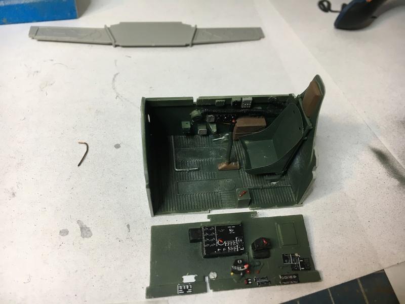 P47-D razorback 1/32 TRUMPETER  P47_mo17